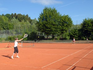 Tennis beim SV Olewig