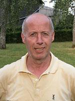1. Vorsitzender: Peter Terges